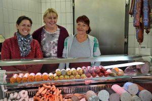 Nadja Rauch, Marianne Rauch, Annette Reiter